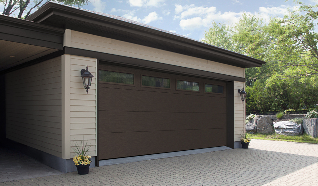 Acadia 138 Residential Garage Door