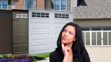 Choose A Garage Door For Your Home