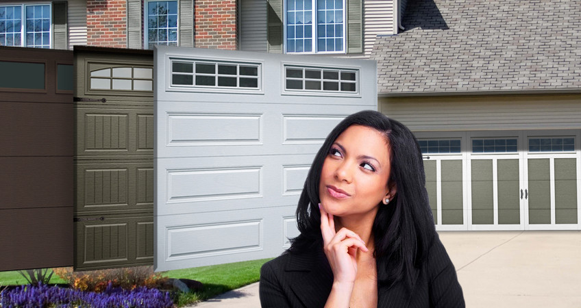 How To Choose A Garage Door For Your Home Lancaster Door Service Llc