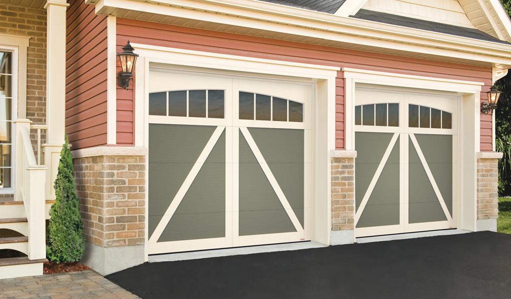 Eastman® Estate Residential Garage Door