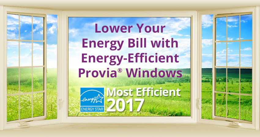 Announcing new energy star most efficient windows of 2017 for Energy saving windows