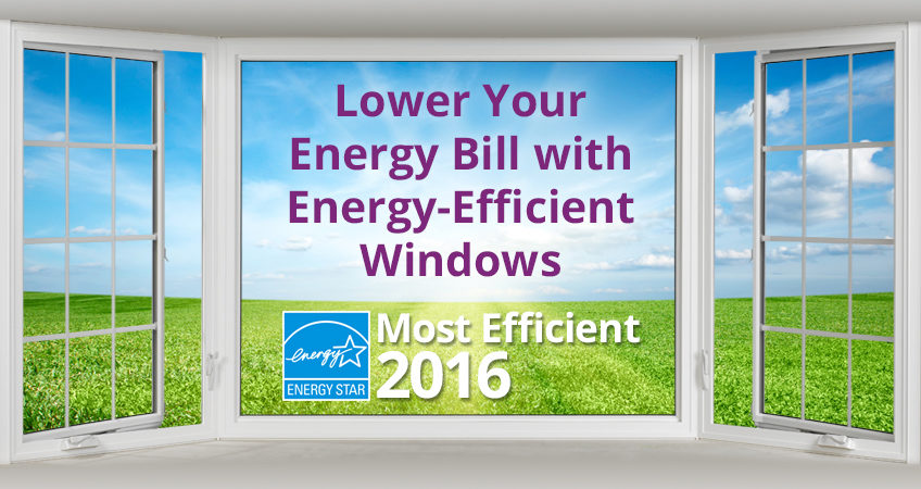 Energy star windows choose from three options house full of energy star windows milgard is - The basics about energy efficient windows ...