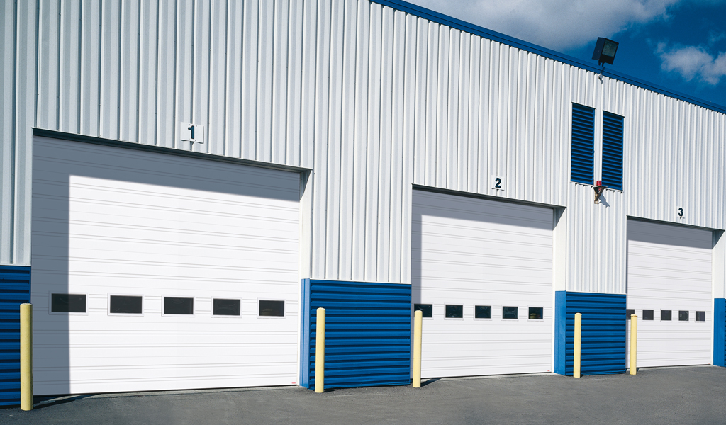 G-1000 Commercial Garage Door