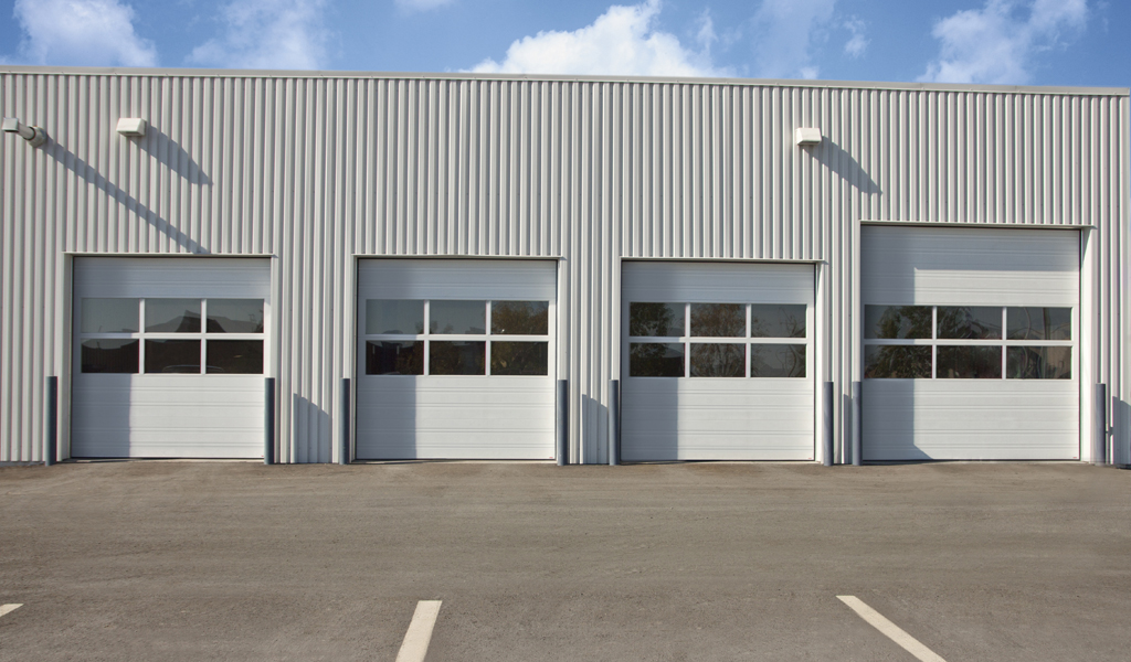 G-2020 | G-2023 | G-2323 Commercial Garage Door
