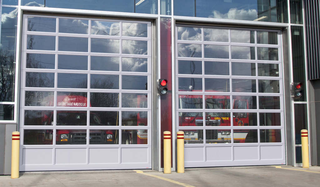 G-4400 Commercial Garage Door