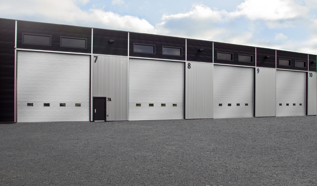 G-5000 | G-5138 | G-5200 Commercial Garage Door
