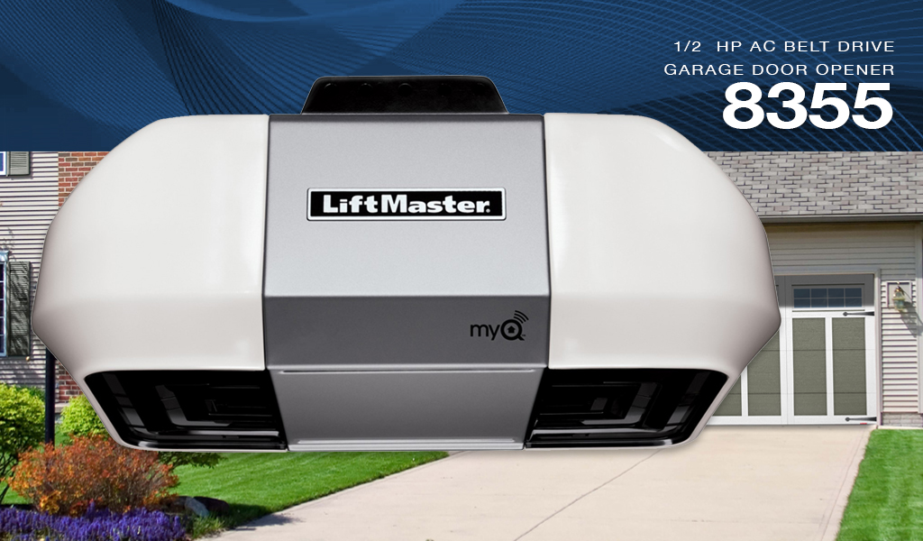 LiftMaster® 8355 Residential Garage Door Opener