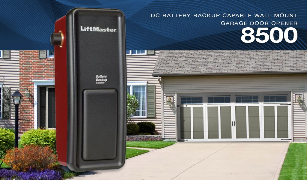 side mount garage door openerResidential Garage Door Openers  Lancaster Door Service LLC