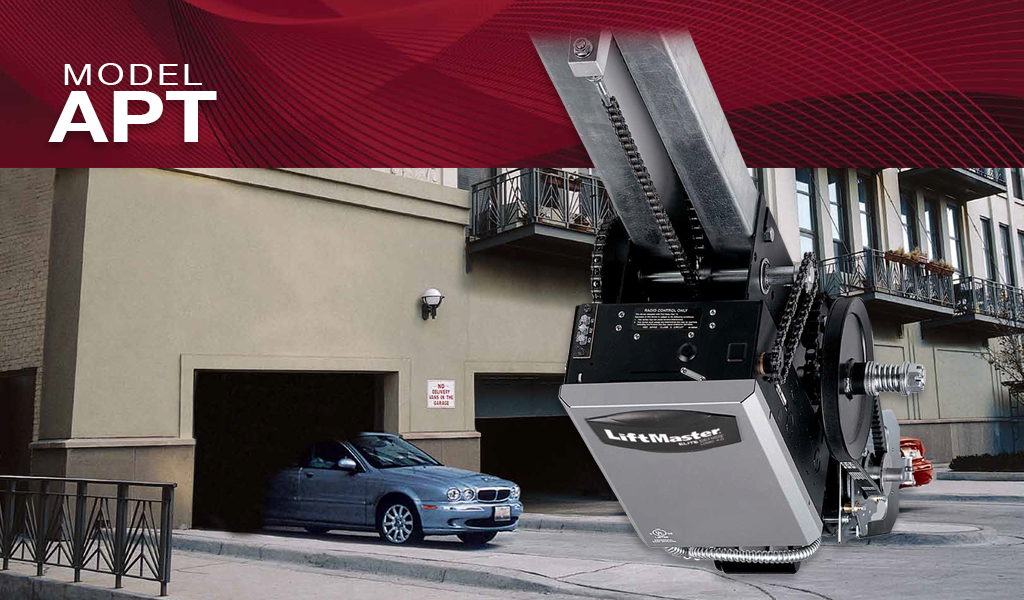 LiftMaster® APT Commercial Garage Door Opener