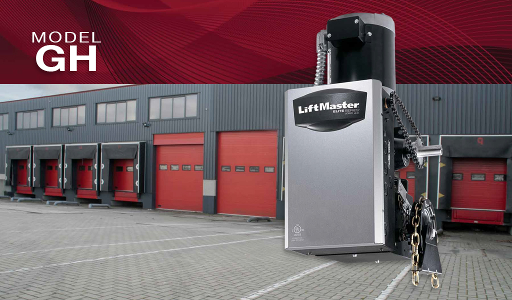 LiftMaster® GH Commercial Garage Door Opener