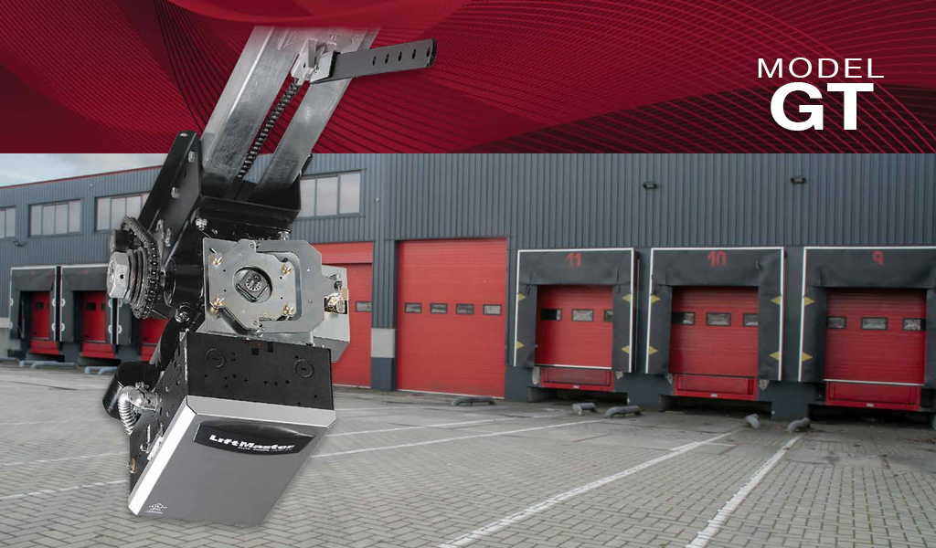 LiftMaster® GT Commercial Garage Door Opener