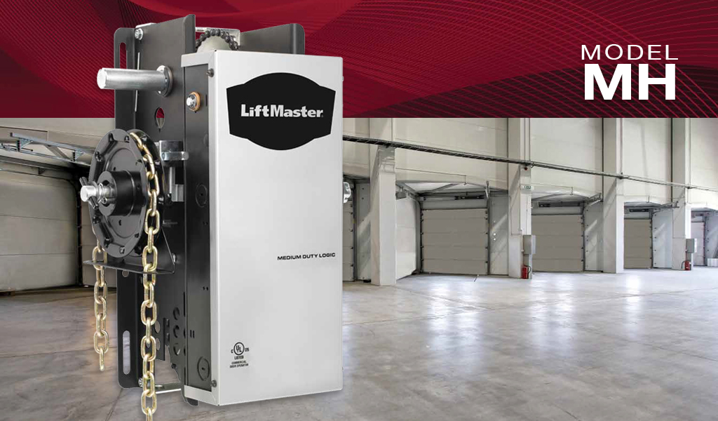 LiftMaster® MH Commercial Garage Door Opener