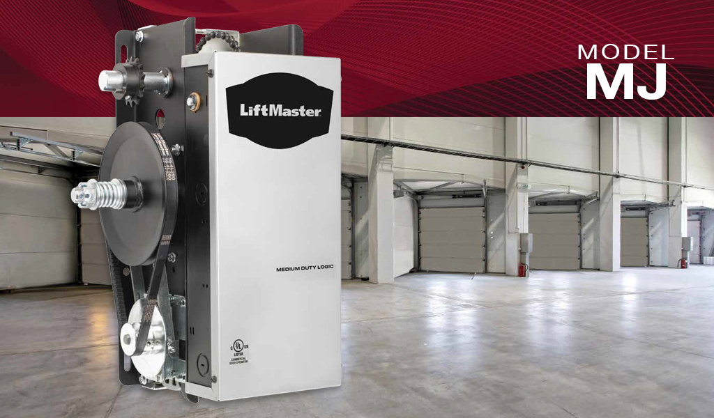 LiftMaster® MJ Commercial Garage Door Opener