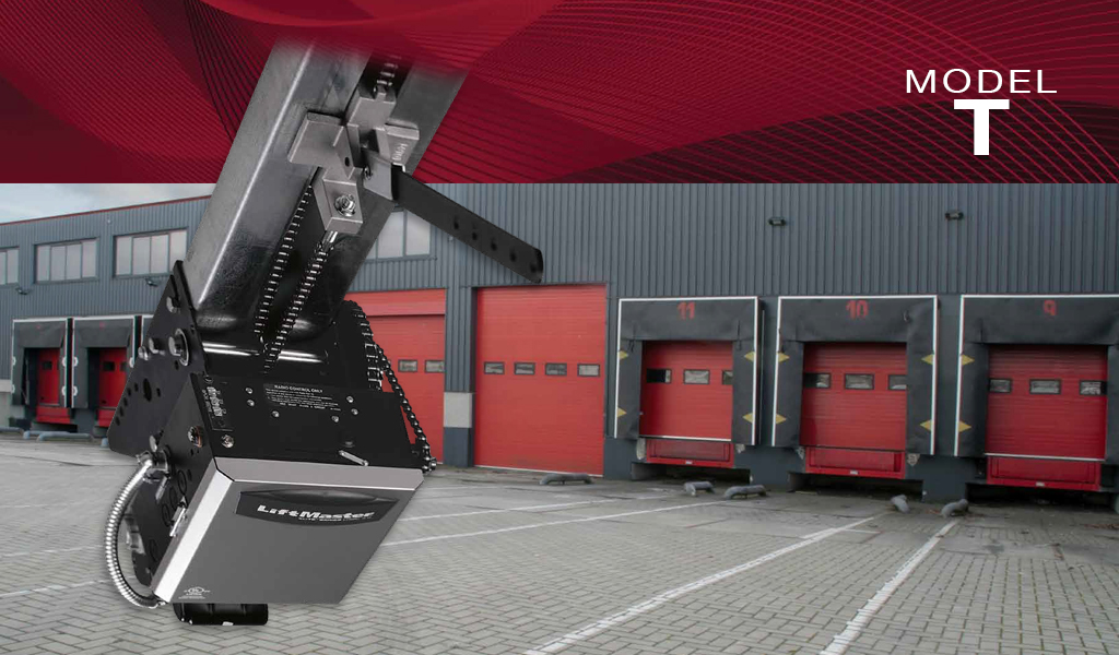 LiftMaster® T Commercial Garage Door Opener