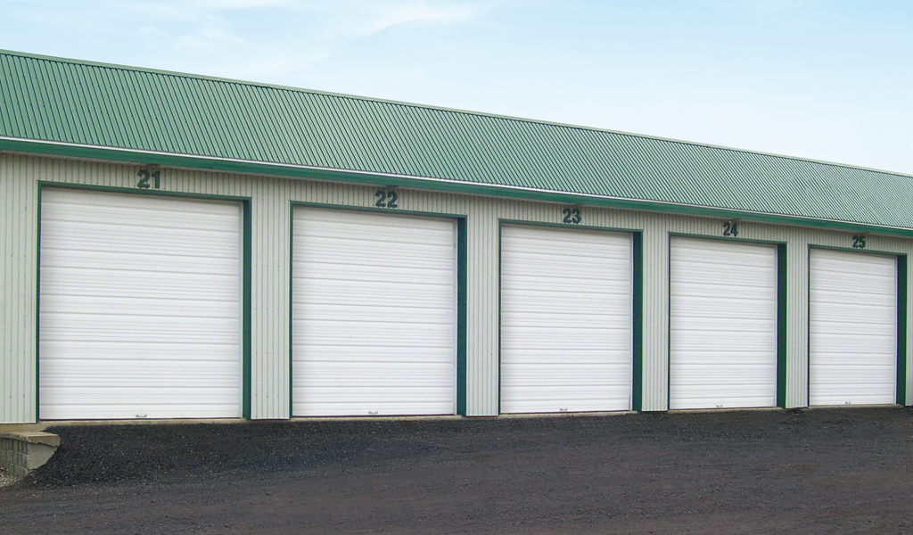 TG-8024 Commercial Garage Door